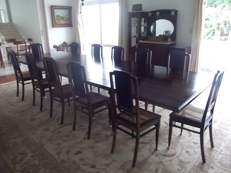 decoracao de interiores artesanal:Blog Decoração de Interiores: Decoração Sala de Jantar de Fazenda
