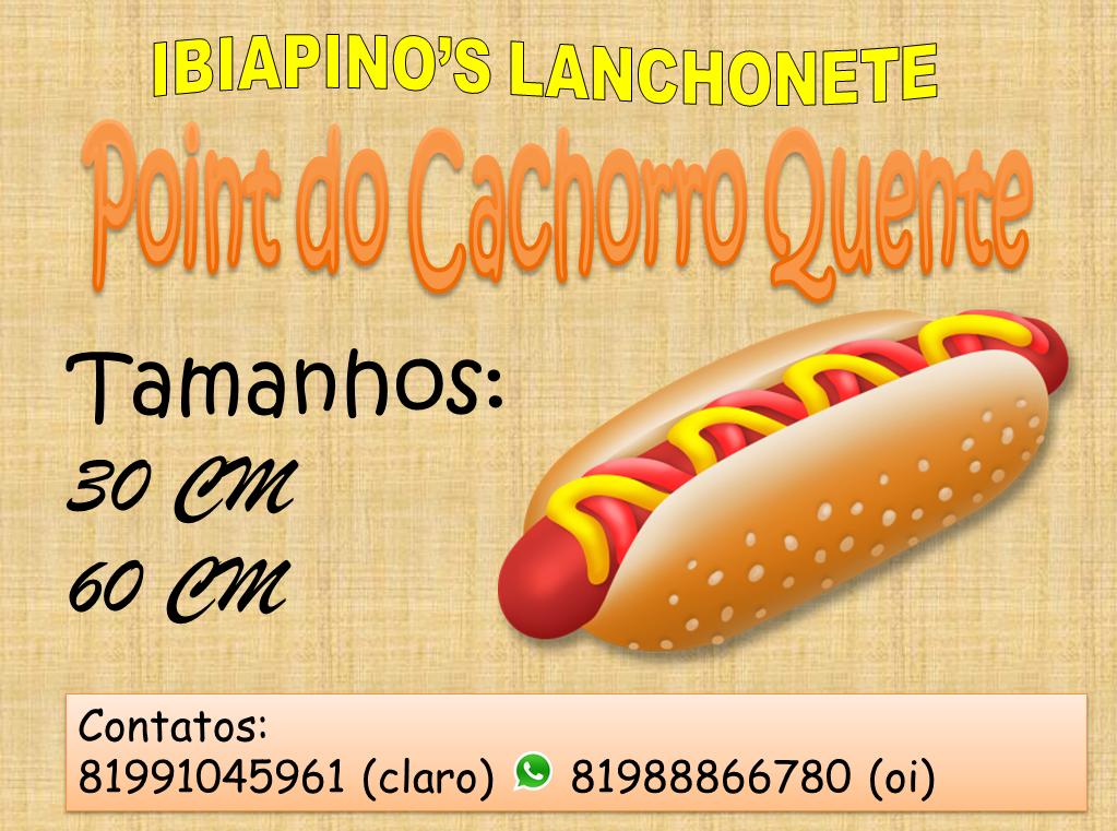 IBIAPINO'S LANCHONETE