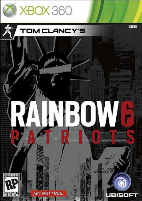 Arco-íris Tom Clancy 6: Patriots