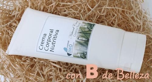 Crema corporal con aceite de rosa mosqueta
