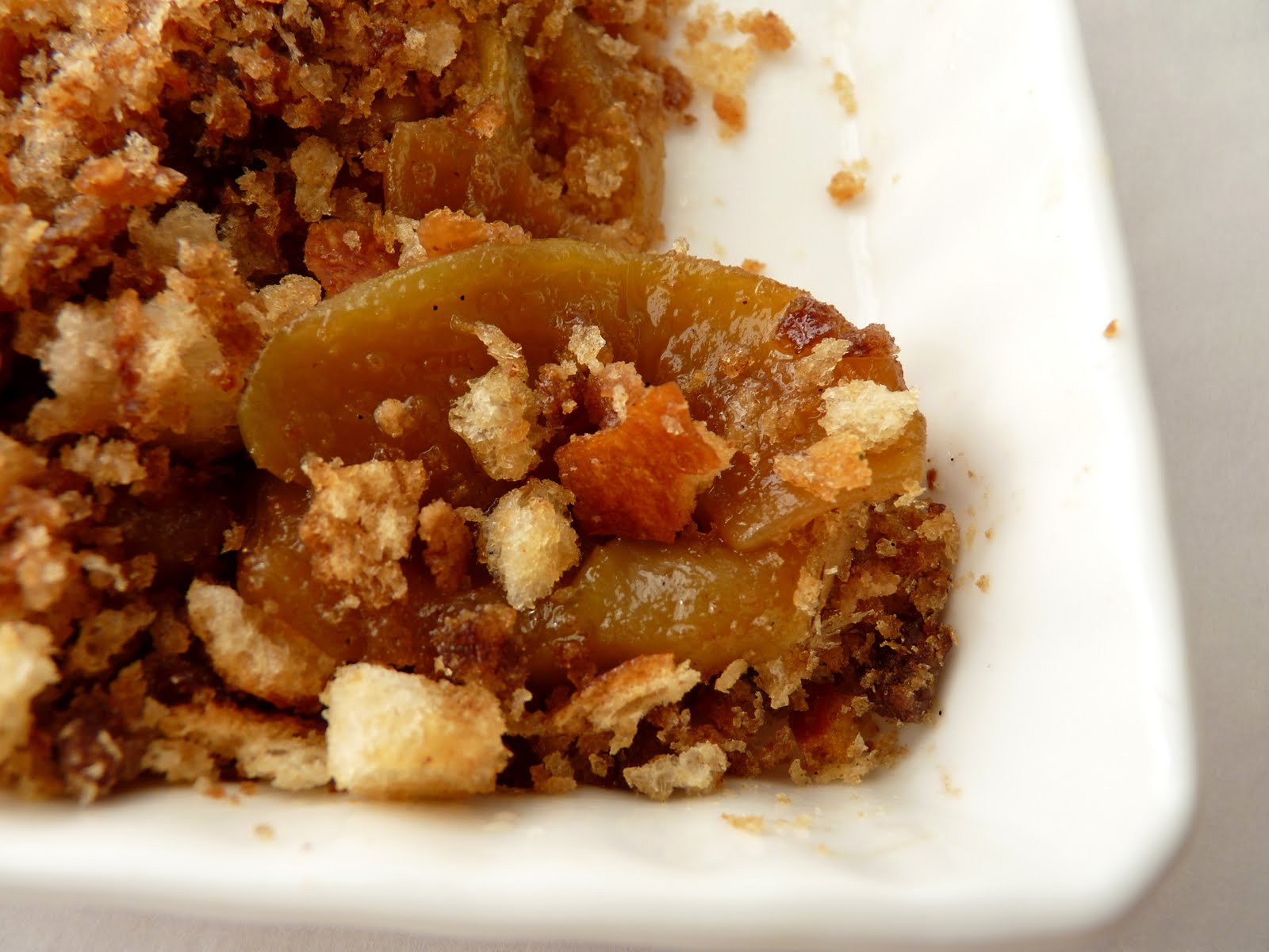 pastry studio: Apple Brown Betty
