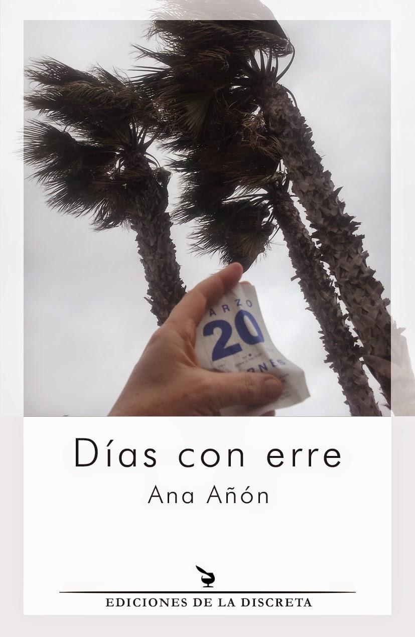 La Discreta, Ana Añón