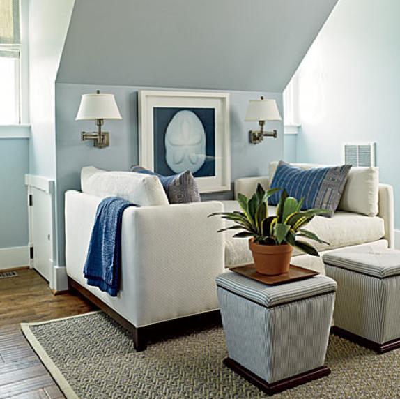 Driftwood interiors 2011 coastal living ultimate beach house for Beach apartment decor