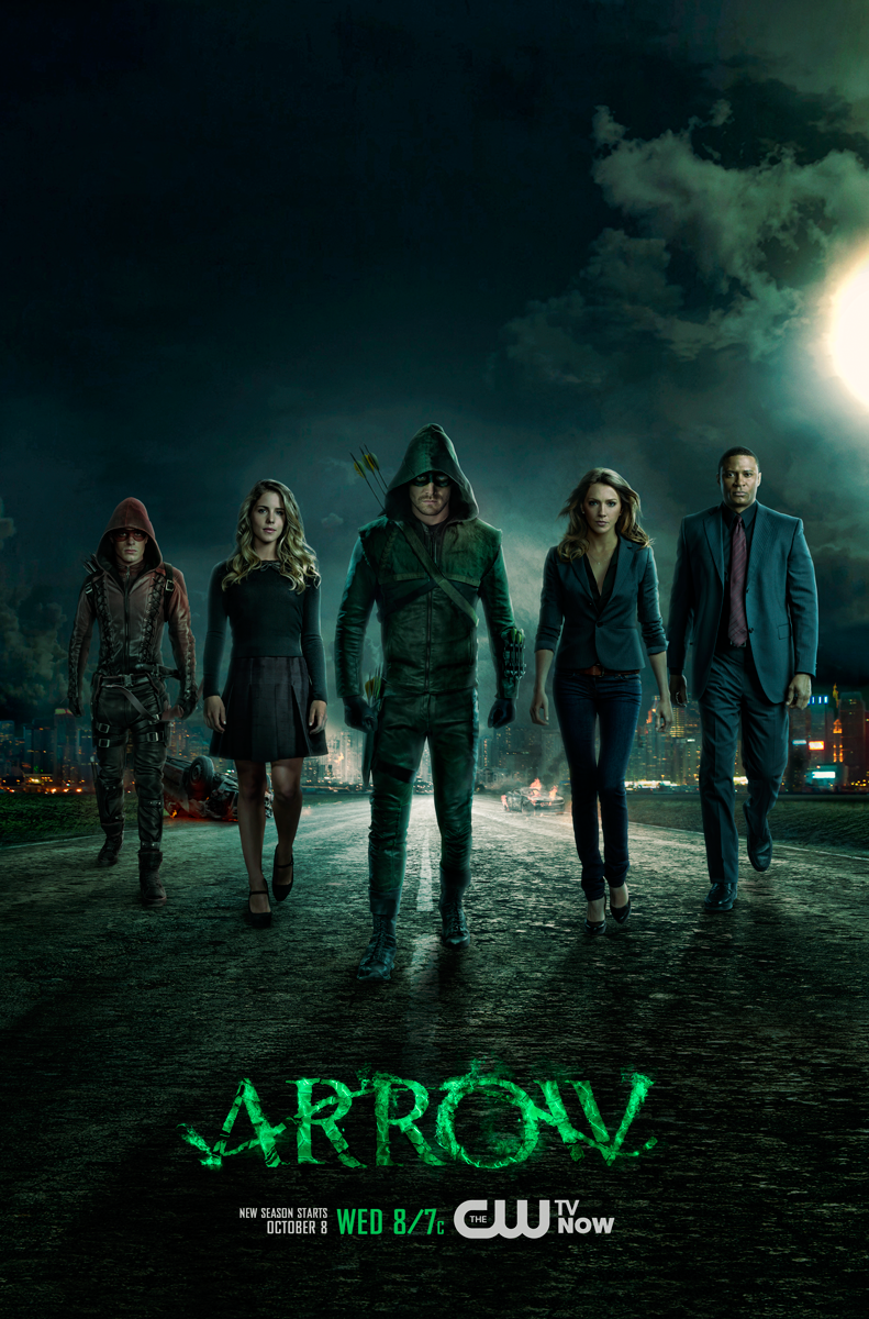 Arrow (Temporada 3)