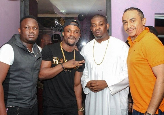 op ,Pop , Pop Stars  Sets  Iyanya Party on Fire.