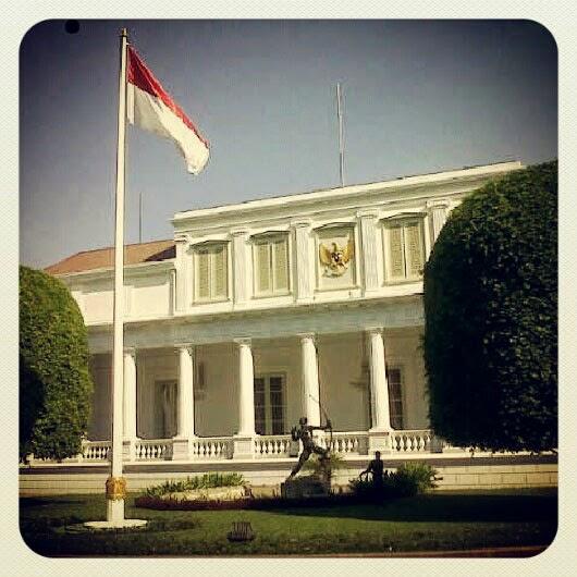 Foto istana indonesia, negara, bogor, tak siring, merdeka, cipanas