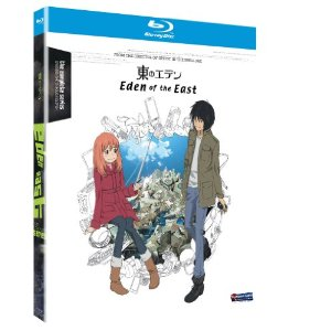 Eden of the East Anime Series