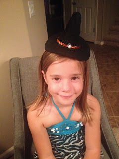 the busy broad witch hat headbands