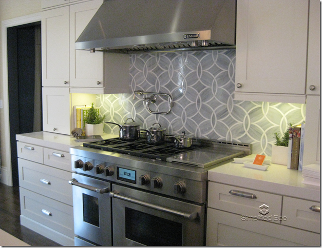 A splash of gray Kitchen backsplash ideas bhg