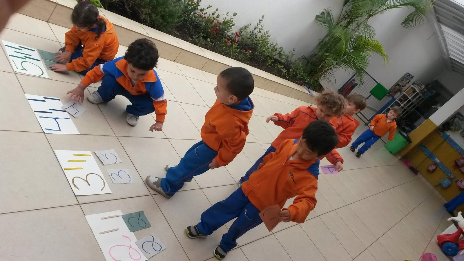 Brincadeira ludica educação infantil