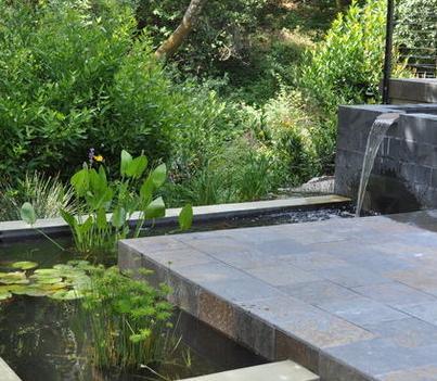 Fotos de terrazas terrazas y jardines terrazas de casas for Jardines minimalistas