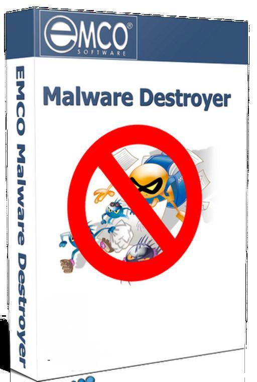 EMCO Malware Destroyer 6.2.15.205