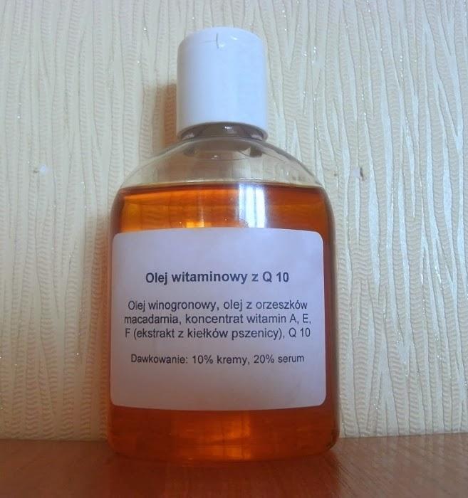 Aktywny olej witaminowy z Fitomedu - czy polubił się z moją skórą i włosami?