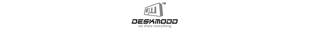 deskmodd | we share everything