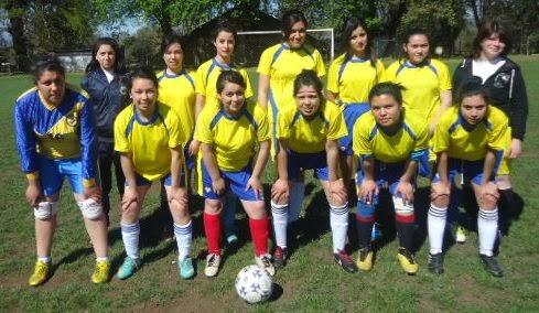 Selección Femenina de Fútbol - 2013