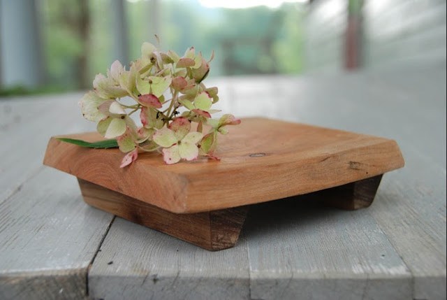 Eastern wooden chopping board