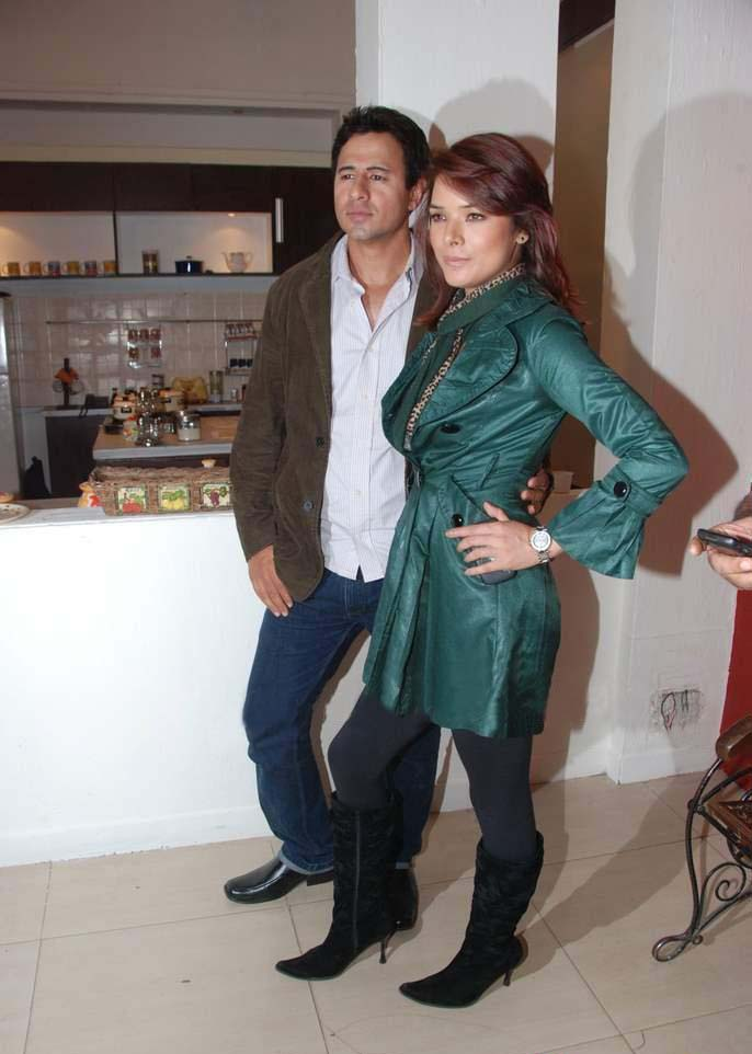 Udita Goswami at Diary of a Butterfly On Location