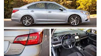 The Results of 2015 Subaru Legacy Recent Road Test