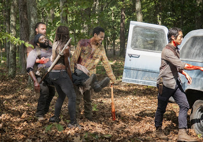 The Walking Dead 5x09 - Non è finita (What Happened and What's Going On)