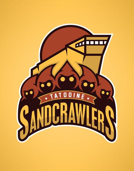 Razor Blog: Star Wars Sports Team Logos