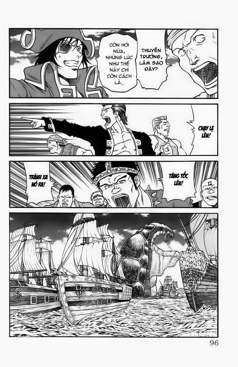 Vua Trên Biển – Coco Full Ahead chap 227 Trang 8 - Mangak.info