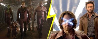 Guardiões da Galáxia / X-Men - Dias de um Futuro Esquecido