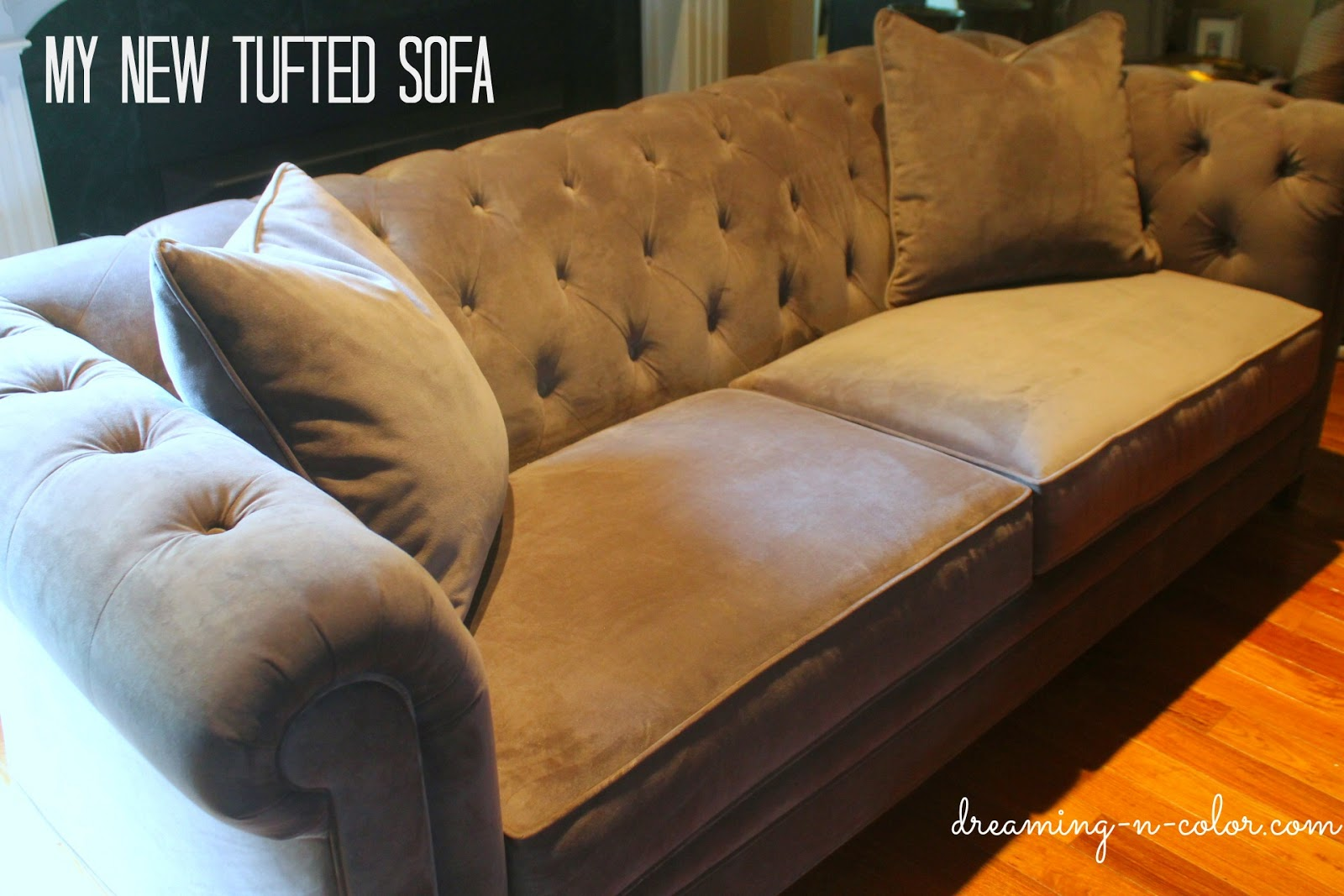 I Had Been Searching For A Sofa Like This For Awhile. Then One Day My  Sister Tells Me She Found A Sofa She Wanted For Her Living Room.