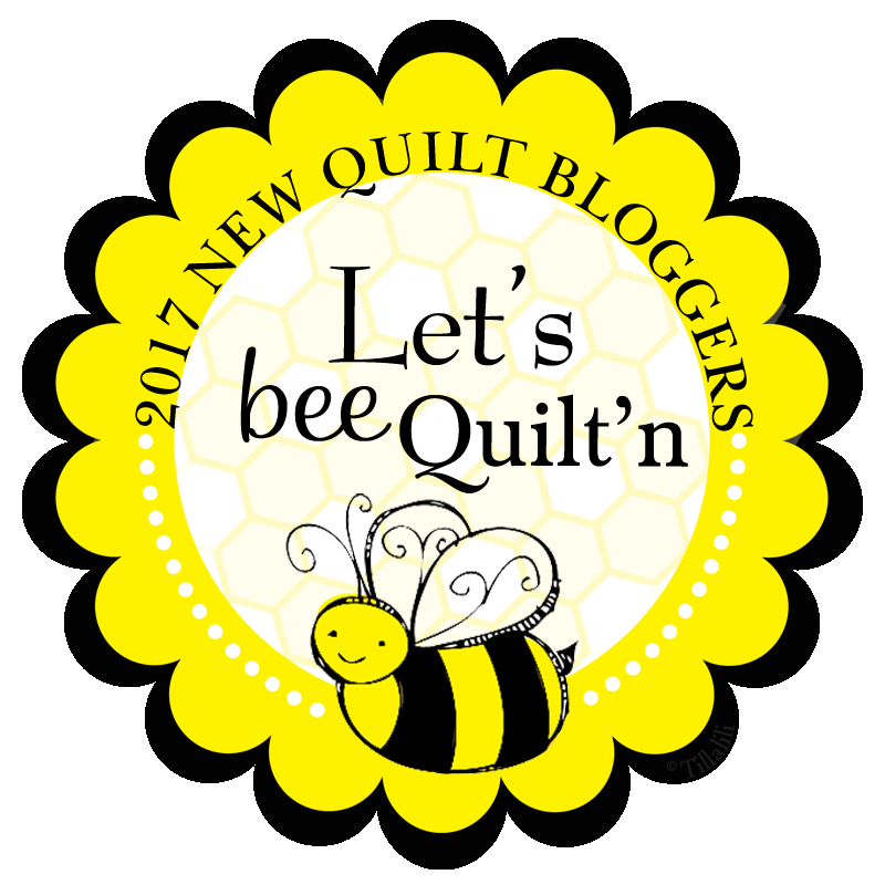 Member of the Let's bee Quilt'n Hive