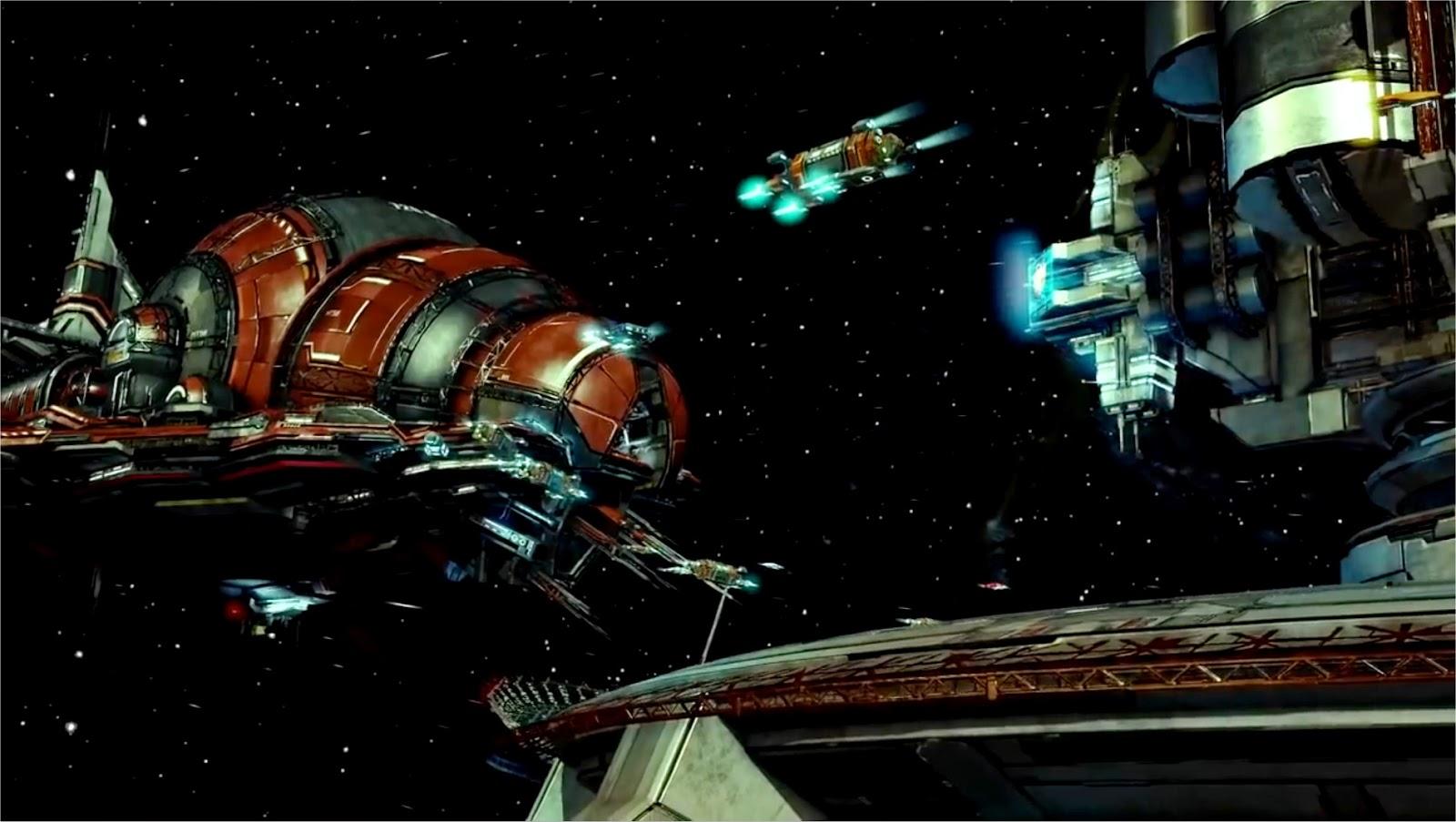 X Rebirth Ships