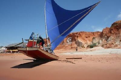 Imagens e informações de canoa quebrada