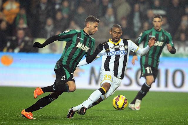 Tip kèo chắc thắng Udinese vs Sassuolo