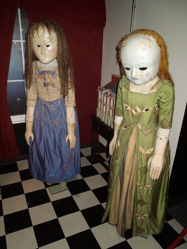 Female Peg Dolls Doctor Who Night Terrors