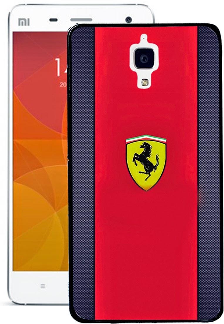 Wih!! Xiaomi Ferrari Muncul