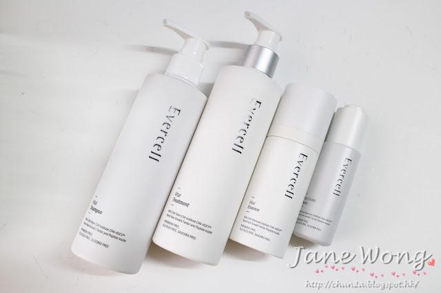 【頭髮】Evercell Vital Hair Program|改善頭油、脫髮問題
