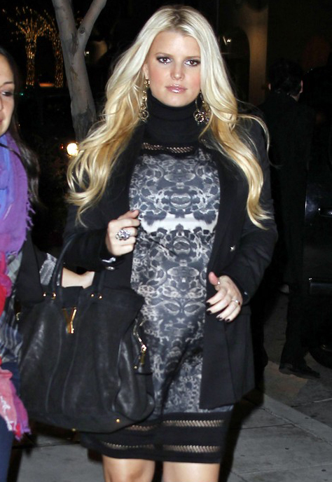 Jessica Simpson Working Hard To Shed Her Baby Weight » Gossip | Jessica Simpson