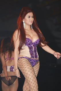 joyce castro at fhm 2011 victory party bikini 01