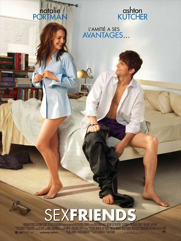 few days ago, was released on our screens the film friend Sex (No Strings ...