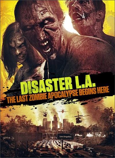 Ver Disaster L.A. (2014) Online