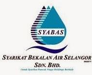 Jawatan Kosong di Syarikat Bekalan Air Selangor SYABAS