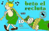 BETO EL RECLUTA Ed. Oveja Negra