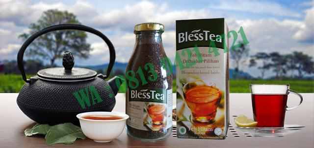Khasiat Teh Hitam BlessTea, manfaat teh hitam, teh hitam blesstea, teh blesstea, blesstea teh hitam, teh hitam bubuk