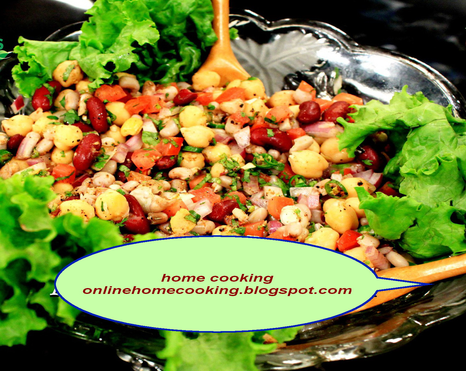 bean and wax bean salad three bean salad black bean salad mixed bean ...
