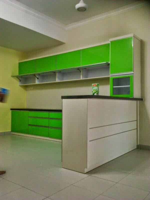 kabinet dapur perniagaan mim
