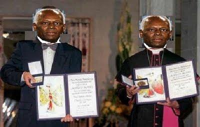 Nobel para o presidente José Eduardo dos Santos e Pulitzer para o Jornal de Angola!