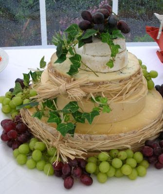 Have you been to a wedding where they didn 39t have a traditional wedding cake