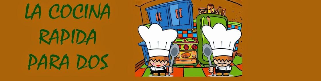 cocina rápida para dos
