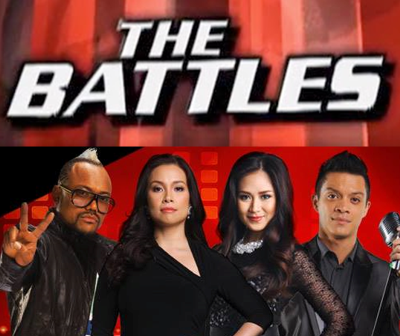 The Voice of the Philippines - The Battles