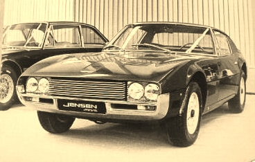 Jensen Motors The Interceptor Years
