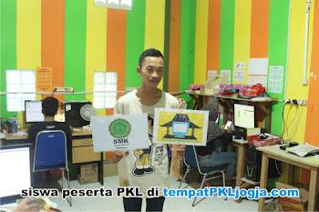 siswa smk pkl multimedia jogja