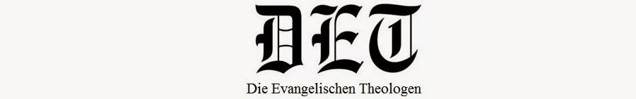 Die Evangelischen Theologen